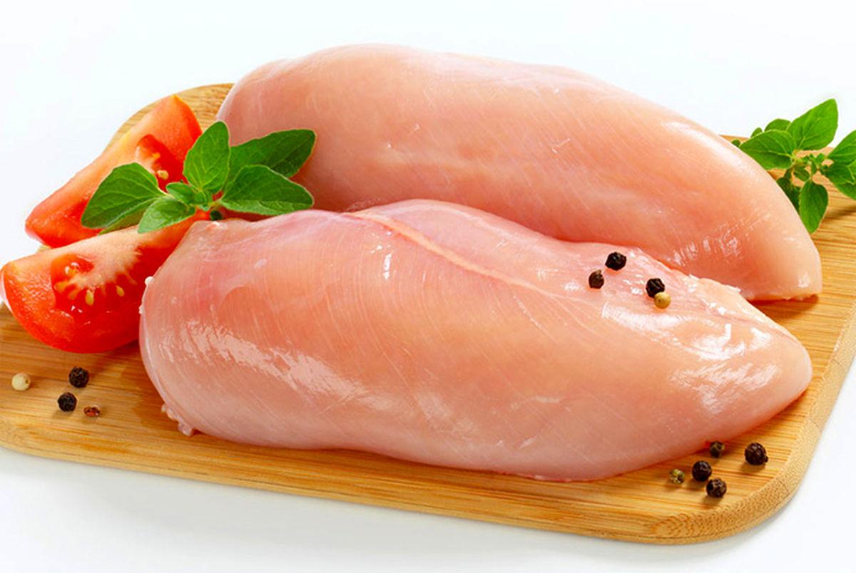 قیمت گوشت مرغ گرم کشتار امروز دوشنبه 22 دی 99