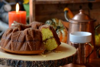 "طرز تهیه کیک کدو حلوایی؛ یه عصرونه دلچسب مناسب ""غروبای پاییز"""