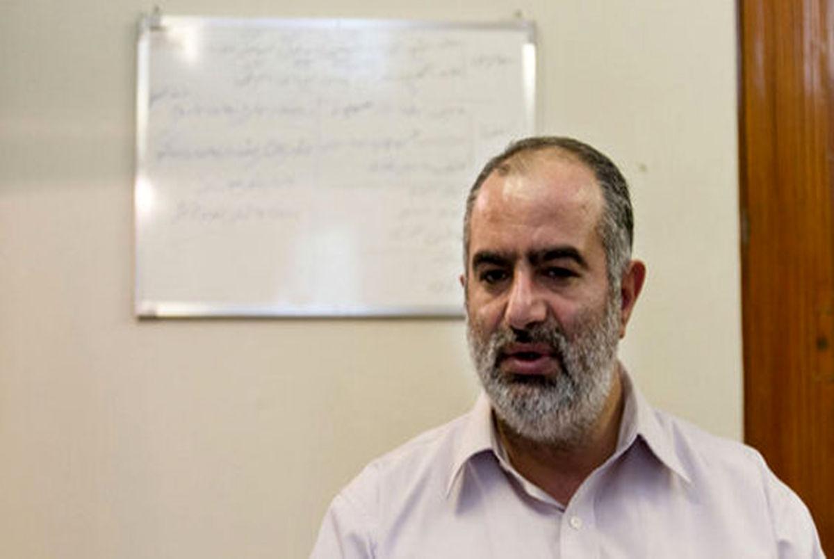واکنش متفاوت حسام الدین آشنا به فوت ناگهانی آزاده نامداری