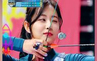 (عکس) جویی تزویو (tzuyu) زیباترین ورزشکار زن المپیک تیراندازی با کمان