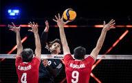 والیبالیست آمریکا: ایرانی ها بزرگ و غیر قابل کنترل هستند!