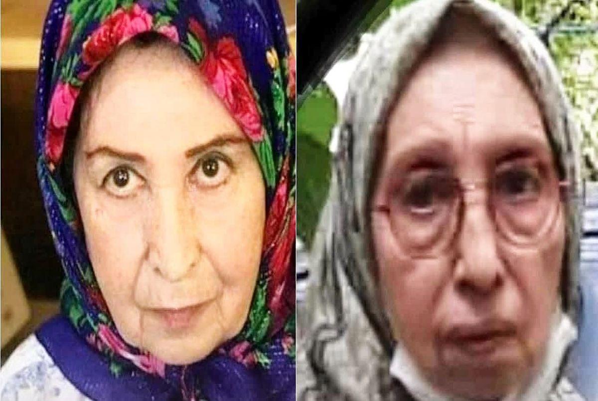 زهیدا کاظمی خواهر زهرا رهنورد