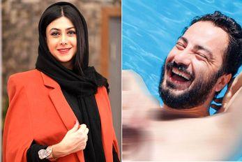 دیالوگ های جنسی و 18+ نوید محمدزاده و آزاده صمدی