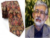 حداد عادل: دیوانهایم به کراوات بگوییم درازآویز؟!