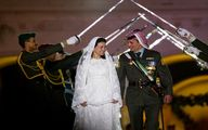 (عکس) ازدواج نور بنت عاصم دختر ایرانی با میلیاردر عرب؛ نور کیست؟