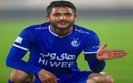 مدافع محبوب فرهاد مجیدی دربی جام حذفی را از دست داد