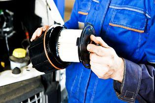 چه زمانی باید فیلتر هوای خودرو را تعویض کرد؟