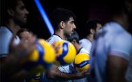 جدول پایانی لیگ ملتهای والیبال بعد از باخت ایران به آرژانتین