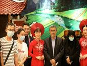 (عکس) جنجال احمدینژاد در دبی