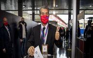 خوان لاپورتا دوباره به ریاست باشگاه بارسلونا رسید