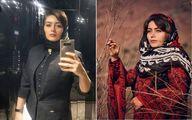 سوتی عجیب خانم بازیگر در کارواش!!!