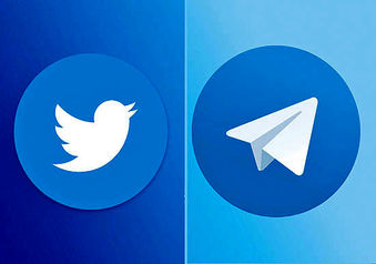 احتمال رفع فیلتر توییتر و تلگرام