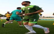 حضور جهانبخش در اردوی تیم ملی فوتبال